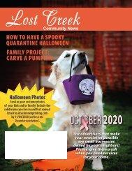 Lost Creek October 2020