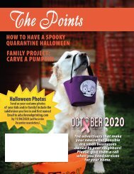 The Points October 2020