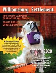 Williamsburg Settlement October 2020