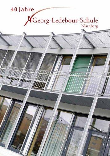 40 Jahre - Georg-Ledebour-Schule