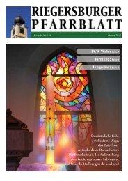 Seite 6 Jungschar: Seite 8 PGR-Wahl - Katholische Kirche Steiermark