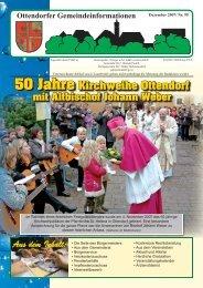 Dezember 2007 / Nr. 95 - Ottendorf an der Rittschein