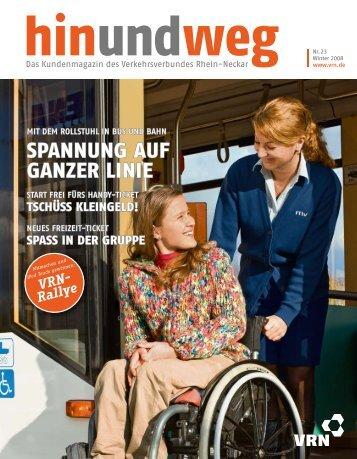 Inhab Bus - VRN Verkehrsverbund Rhein-Neckar