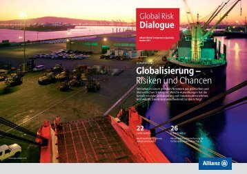 Globalisierung - Allianz Global Corporate & Specialty