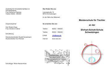 meisterschule f r klempner robert mayer schule stuttgart. Black Bedroom Furniture Sets. Home Design Ideas