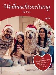Weihnachtszeitung Keltern 2019