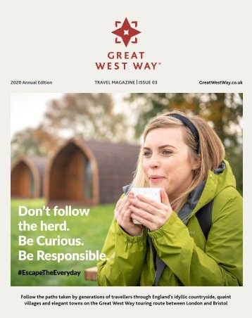 Great West Way® Travel Magazine | 2020 Virtual
