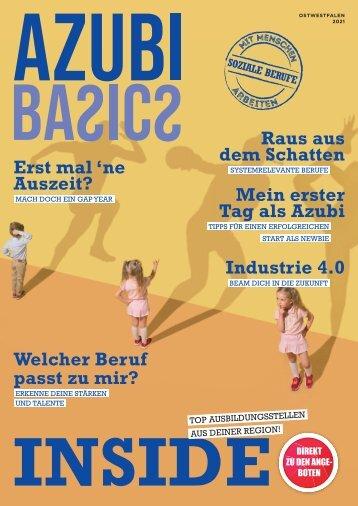 Azubi Basics 326 Azubi Wissen für Ostwestfalen 2021