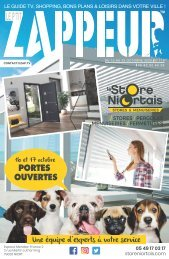 Le P'tit Zappeur - Niort #119