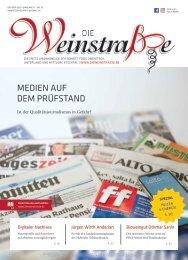Die Weinstraße - Oktober 2020