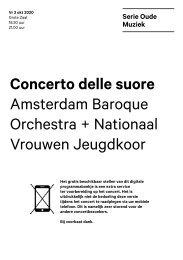 2020 10 02 Concerto delle suore - ABO + Nationaal Vrouwen Jeugdkoor