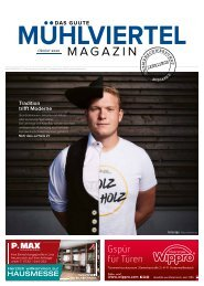 Mühlviertel Magazin Oktober 2020