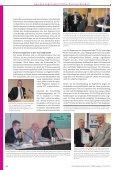 Gute Zusammenarbeitin vielen Sicherheitsfragen - Verband für ... - Seite 3