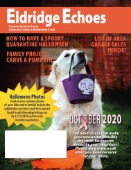 Eldridge October 2020