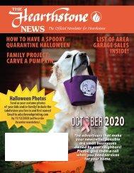 Hearthstone October 2020