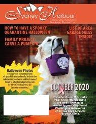Sydney Harbour October 2020