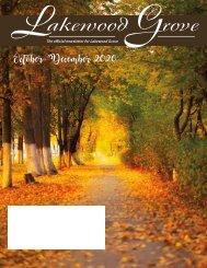 Lakewood Grove October 2020