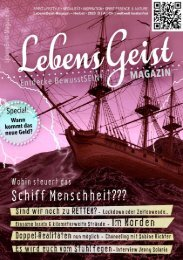 LebensGEIST-Magazin-Herbst - 2020