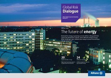 Energy - Allianz Global Corporate & Specialty