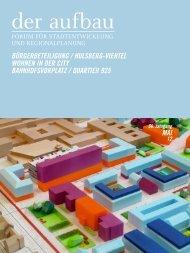 Der Aufbau 2012 - aufbaugemeinschaft bremen ev