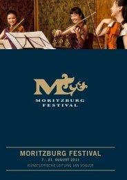 24.–26. Juni 2011 Dresden - Moritzburg Festival