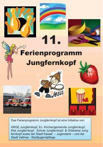 11. Ferienprogramm Jungfernkopf