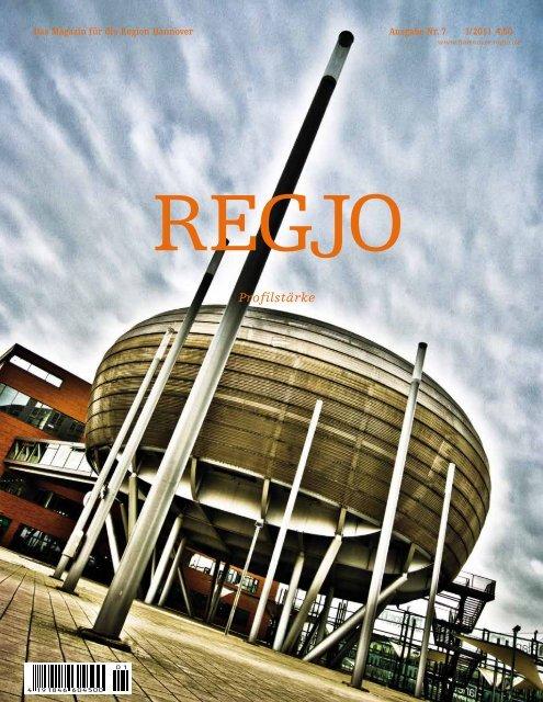 Ausgabe 1/11 Download - RegJo Hannover