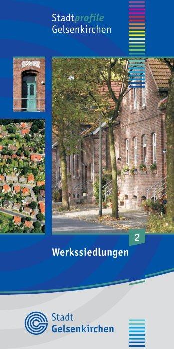 Broschuere Werkssiedlungen-Druck.indd - Stadtplanung ...