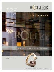 Ihr Meetingpoint für höchste Ansprüche - Juwelier Roller