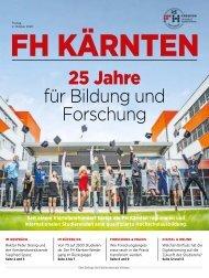 25 Jahre FH Kärnten