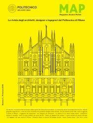 MAP - Magazine Alumni Politecnico di Milano #3
