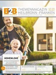 HEIMAT DER WELTMARKFÜHRER| B2B Themenmagazin 10.2020