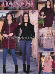 #726 Danesi Jeans Otoño/Invierno Ropa para Mujer a Precio de Mayoreo