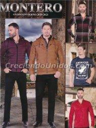 #726 Montero Jeans Otoño/Invierno Ropa para Hombre a Precio de Mayoreo
