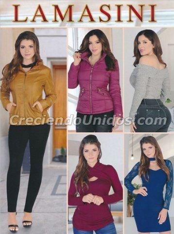 #727 Adriana Jeans Otoño/Invierno Ropa para Mujer a Precio de Mayoreo