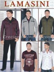 #727 Lamasini Jeans Otoño/Invierno Ropa para Hombre a Precio de Mayoreo