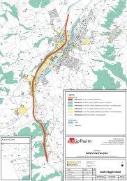 Gefahrenzonenplan - Gemeinde Schüpfheim