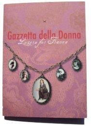 Informationen - Gazzetta