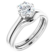 Selection of Solitaire Engagement Rings