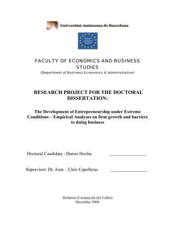 The State of Behavioral Economics in Undergraduate Microeconomics     Cefavis com DOCTORAL DISSERTATION MANUAL   Wisdom University