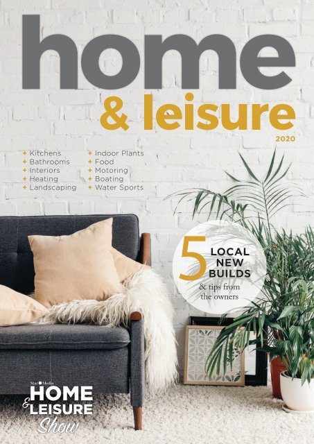 Home & Leisure Show: October 01, 2020