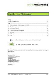 Download Liste - Fachstelle Elternmitwirkung