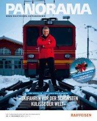 Panorama 6/Dezember 2012 - Raiffeisen