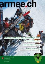 Patrouille des Glaciers: Alles über den Mega-Event - Heer
