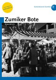 PDF – ZUBO-Broschuere – Winter 2011/2012 - Zumiker Bote