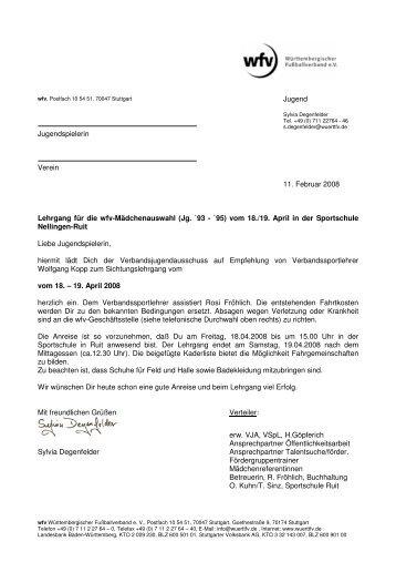 18. - 19.04.08 - bei der Fussballjugend Bezirk Donau