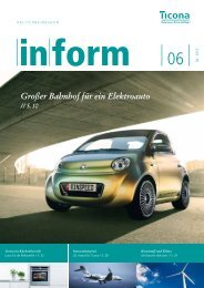 Download InForm 04-2010 (PDF, 1.4 MB) - Ticona Automotive
