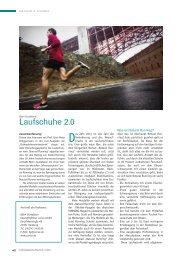 Laufschuhe 2.0 - currex