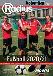 Fußball 2020/21