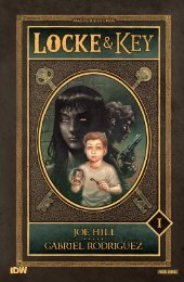 Locke & Key: Master-Edition Band 1 (Leseprobe)